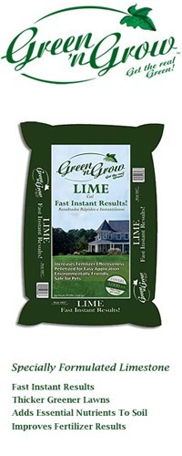 Green N Grow Pelletized Lime