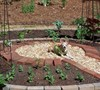 Keyhole Vegetable Garden Picture