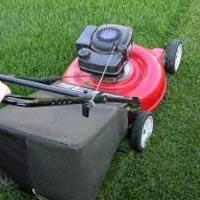 Mowing A Bermuda Lawn
