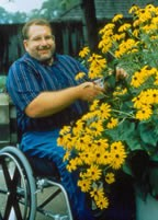 Container Gardening for Handicap