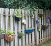 Hanging wall Garden